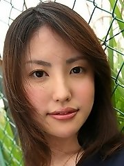 Takako Kitahara lovely Asian model